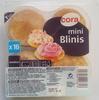 mini Blinis (x 16) - Produit
