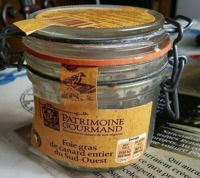 Foie Gras De Canard Entier Du Sud-ouest - Derniers Stocks - Product - fr