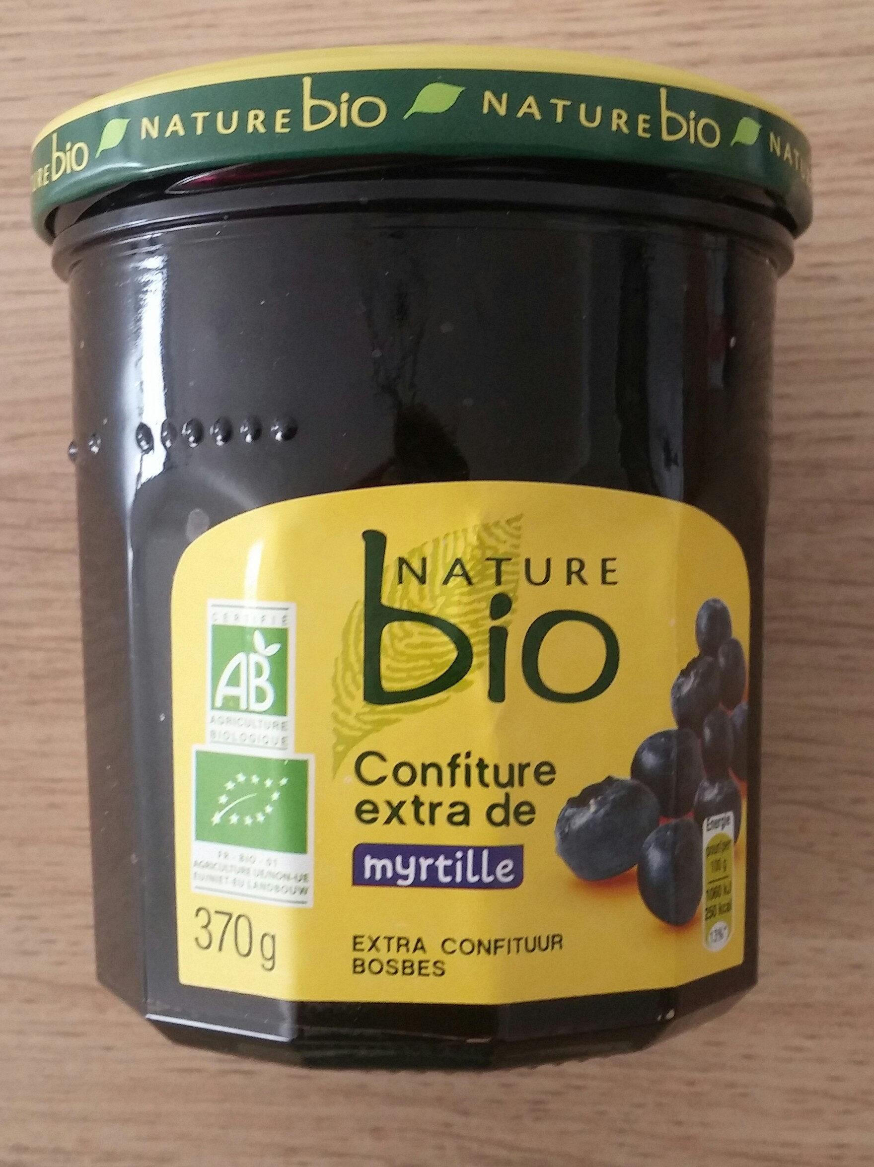 Confiture Extra Myrtille - Derniers Stocks - Produit - fr