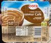 Crème dessert saveur café - Produit