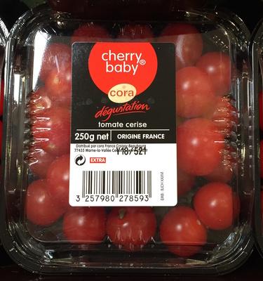Tomates Cerises Cherry Baby - Produit