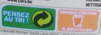 Mouliné de Légumes - Instruction de recyclage et/ou informations d'emballage - fr