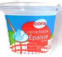 Crème fraîche Épaisse (30 % MG) - Produit - fr