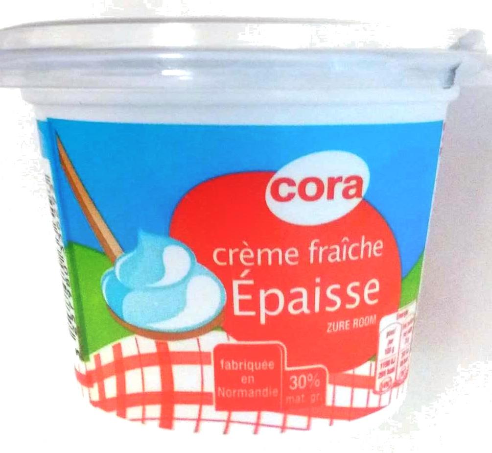 Crème fraîche Épaisse (30 % MG) - Product - fr