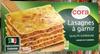 Lasagnes à garnir - Product