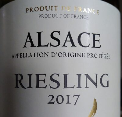Vin Blanc - 1