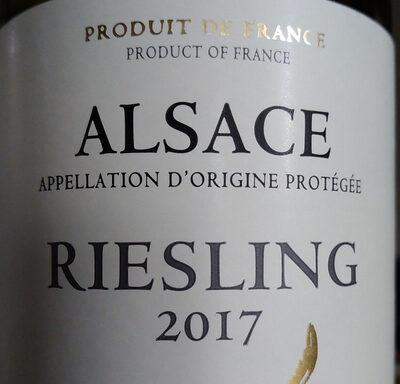 Vin Blanc - Produit