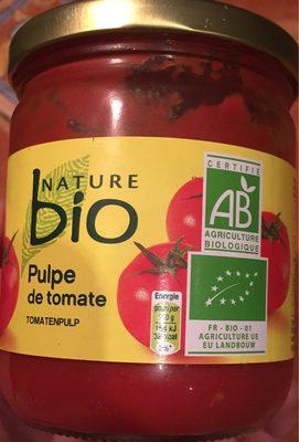 Pulpe de tomates - Product - fr