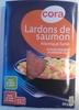 Lardons de saumon - Produit