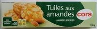 Tuiles aux amandes (x 20) - Product