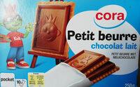 Petit Beurre, Chocolat Lait, 250g - Product - fr
