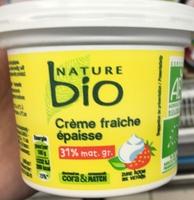 Crème fraîche épaisse - Product - fr