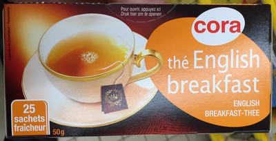 Thé English Breakfast - 1