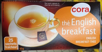 Thé English Breakfast - Product - fr