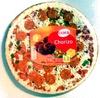 Pizza garnie de chorizo précuit et de poivrons - Product