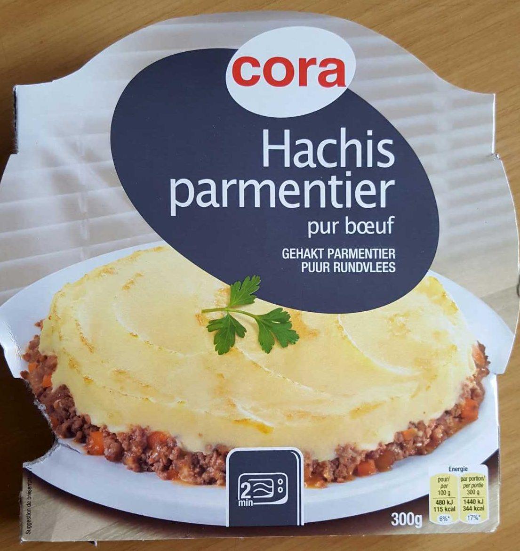 Hachis parmentier pur boeuf - Produit - fr