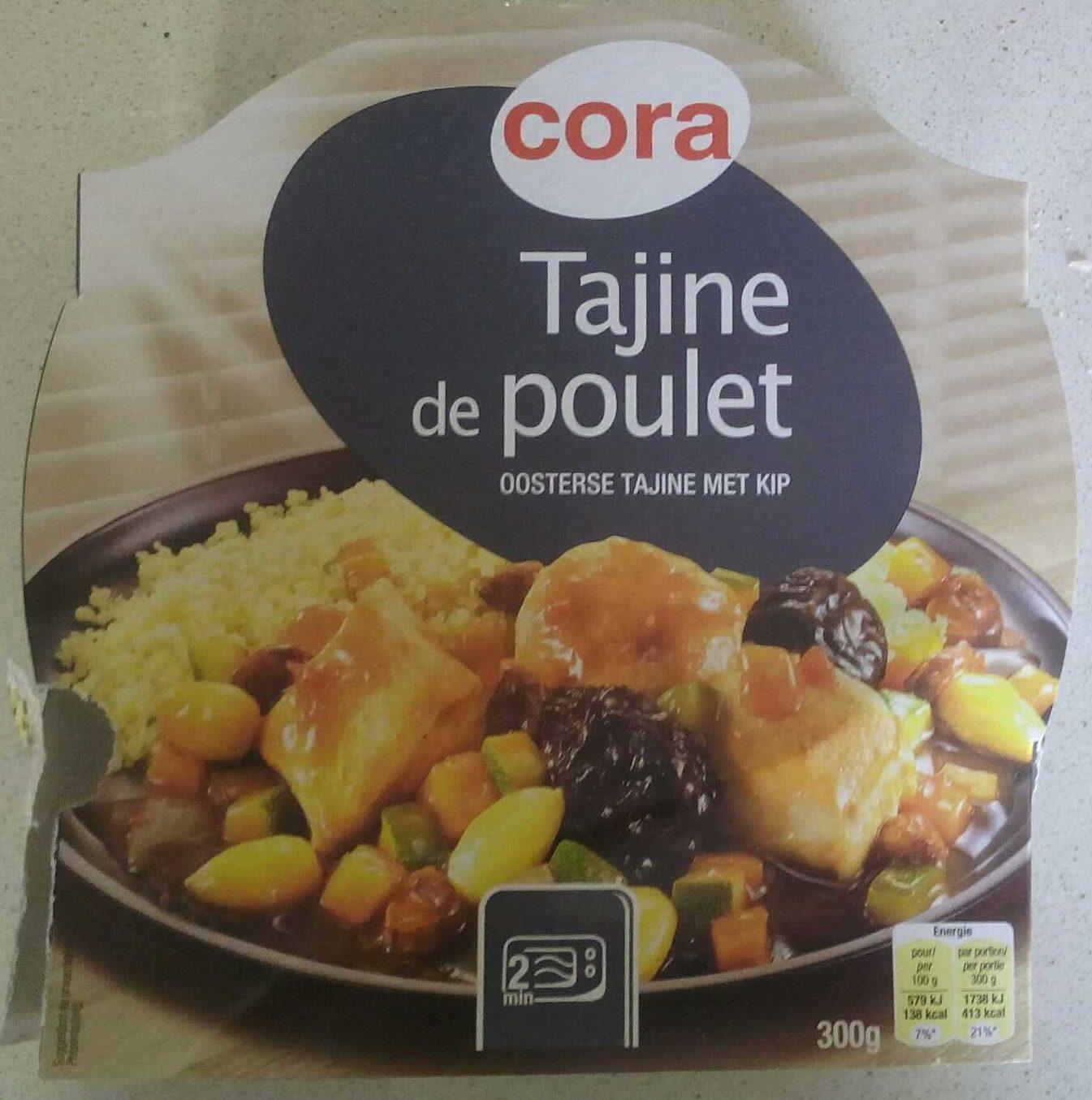 Tajine de poulet - Produit - fr