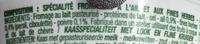 Ail & fines herbes (6,8 % MG) - Ingrediënten - fr