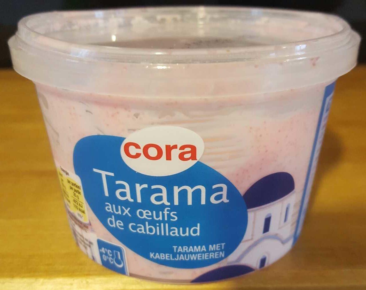 Tarama aux oeufs de cabillaud - Produit - fr