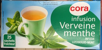Infusion Verveine menthe - Product