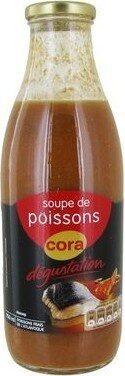 Soupe De Poisson et de langoustines au sel de guerande - Product - fr