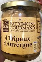 4 Tripoux d'Auvergne - Product - fr