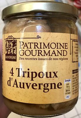 4 Tripoux d'Auvergne - Produit