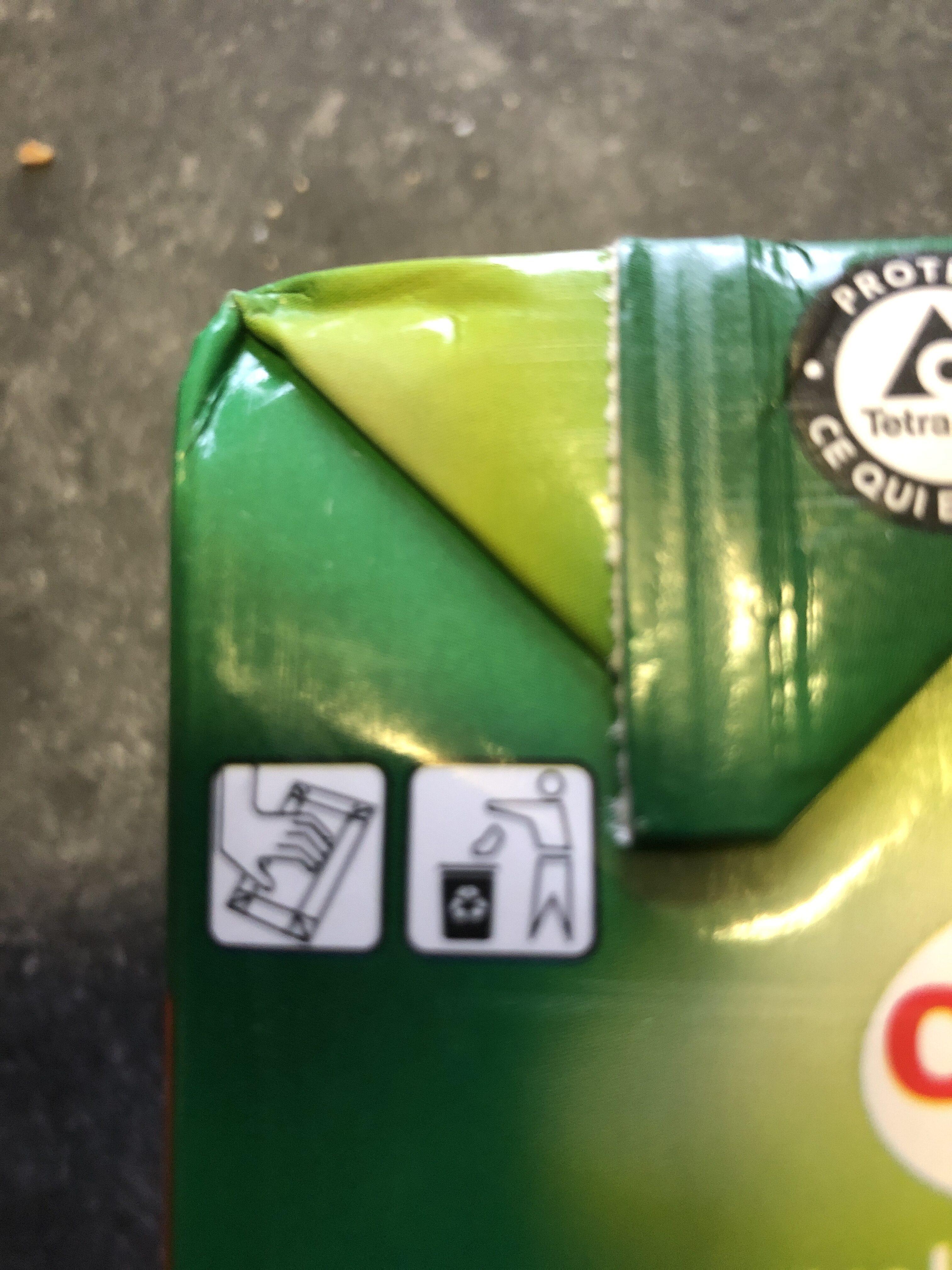 Velouté de Potiron - Instruction de recyclage et/ou informations d'emballage - fr
