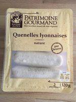 Quenelles lyonnaises - nature - Product - fr