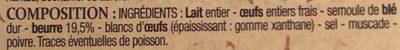 Quenelles lyonnaises - nature - Ingredients - fr