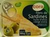 Filet de sardines à l'huile d'olive vierge extra - Product