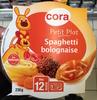 Petit Plat Spaghetti bolognaise - Produit