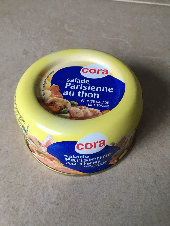 Salade Parisienne Au Thon - Informations nutritionnelles