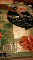 Truite fumée d'Aquitaine - Product