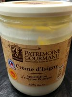 Crème d'Isigny - Product