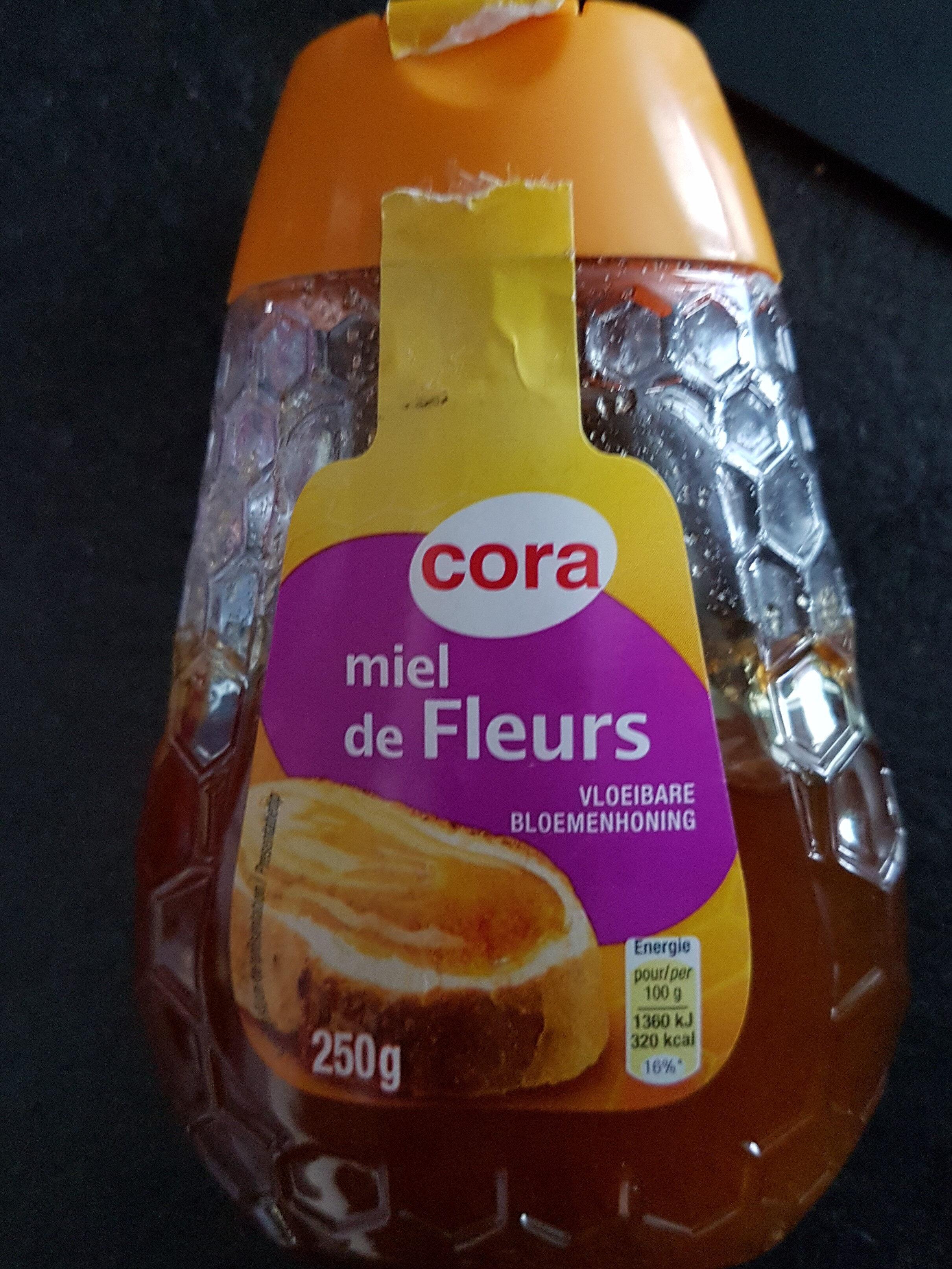 Miel  de fleur - Product - fr
