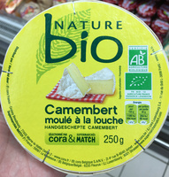 Camembert moulé à la louche - Product - fr