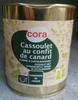 Cassoulet au confit de canard - Produit