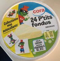 24 P'tits fondus - Produit - fr