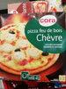 Pizza Chèvre Cuite Au Feu De Bois 440 Grammes - Produit