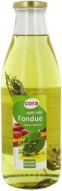 Huile speciale fondue - Product - fr