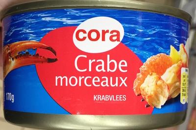Crabe morceaux - Product - fr