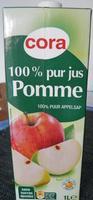 100% pur jus de pomme - Product - fr