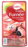 Poitrine Fumée (Tranches Fines) 10 Tranches - Produit