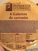 6 Galettes de Sarrasin - Product