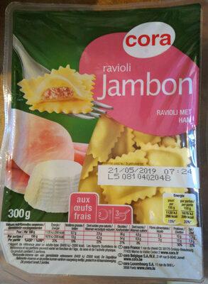 Ravioli Jambon - Product