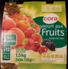 Yaout aux fruits - Product