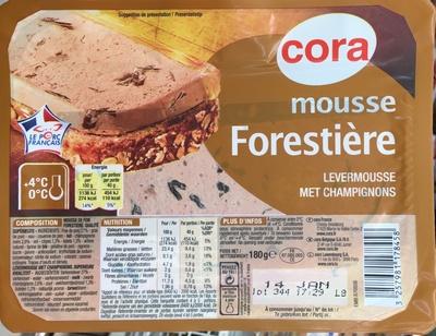 Mousse forestière - Produit