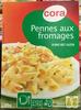 Pennes aux fromages, Surgelé - Produit