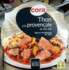 Thon à la provençale et son blé - Produit